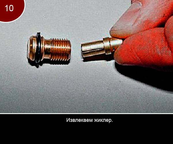 Ремонт корпуса ипроцесс разборки карбюратора на ваз - 10
