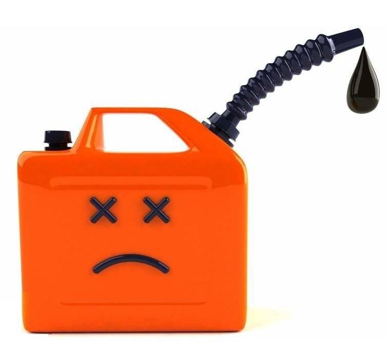 проблемы с бензином