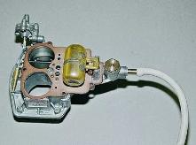 Проверка герметичности игольчатого клапана